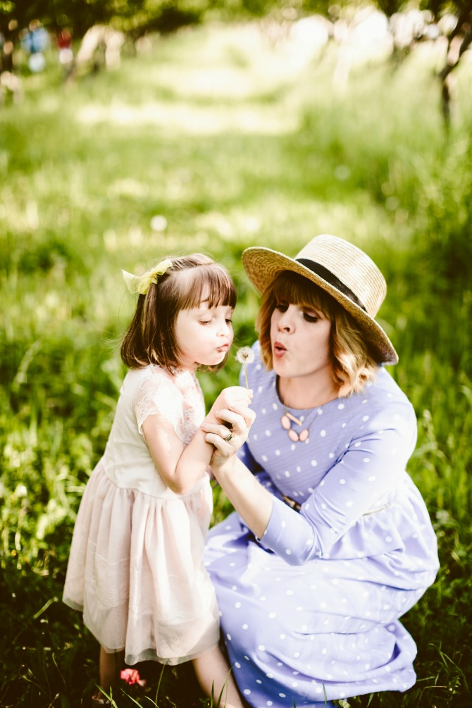 picking flowers: developing your mother daughter relationship