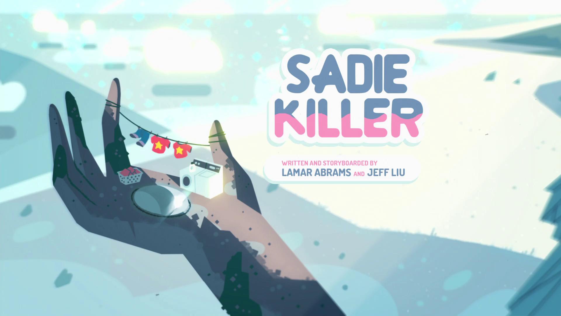 Steven Universo - Sadie Killer
