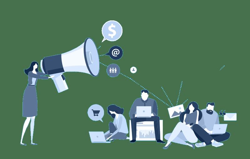 Como conectar con los usuarios