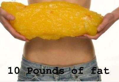 Ten Pounds Of Fat 17