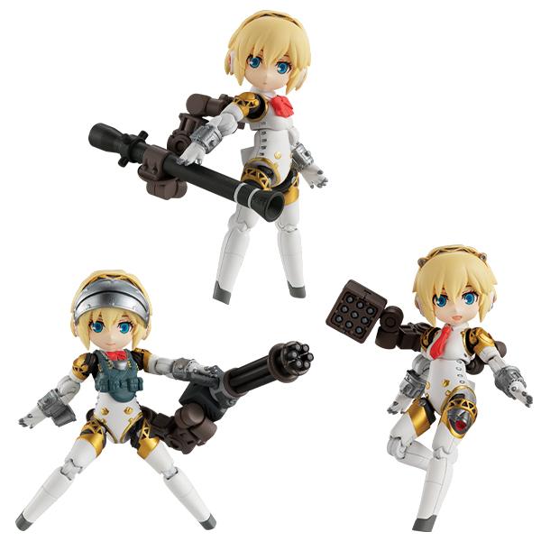 Figuras: Desktop Army Aegis del juego Persona 3 - Megahouse