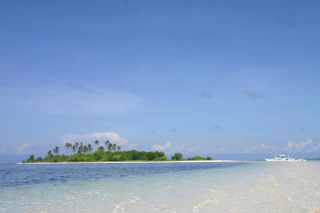 Philippines virgin island