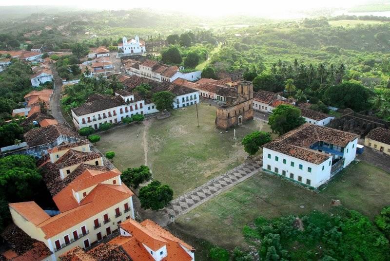 Alcântara, Cidade Maranhense