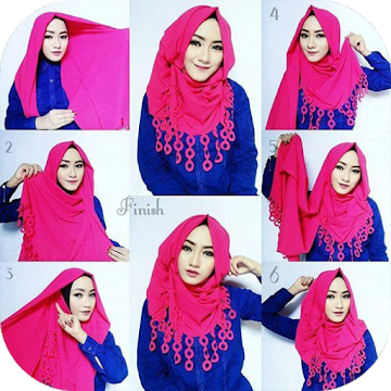 DIY Hijab Tutorial