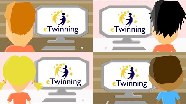 1ο Γυμνάσιο Ναυπλίου: Διαδικτυακά μαθήματα του eTwinning για την εξ αποστάσεως εκπαίδευση