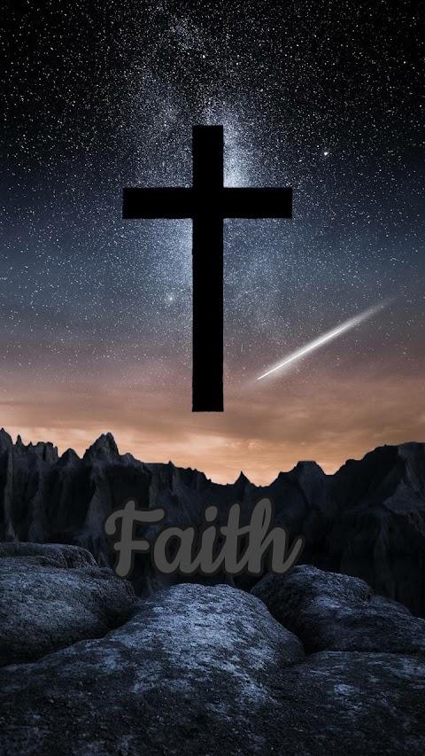 Hình Nền Nghệ Thuật Niềm Tin Vào Chúa Cực Đẹp