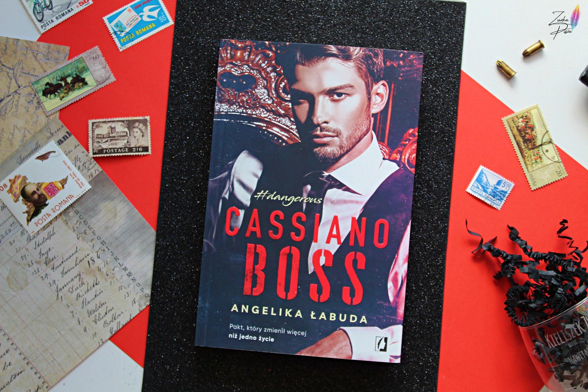 """Angelika Łabuda """"Cassiano Boss"""" - recenzja"""