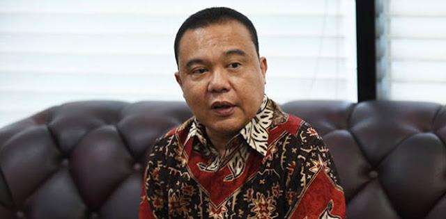JK Sebut Ada Kekosongan Kepemimpinan, Sufmi Dasco: Kekosongan Di Tingkat Mana?