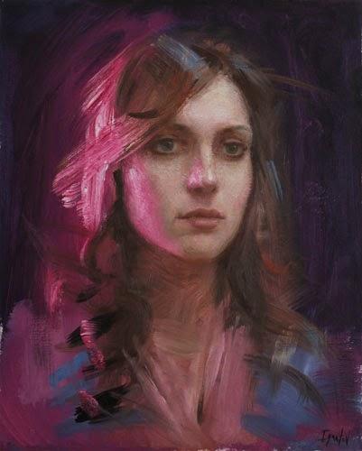 Luz Violeta - Ignat Ignatov e suas mais belas pinturas  ~ Pintora russa