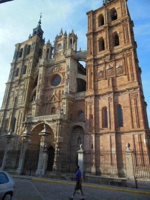Astorga, Camino, Jola Stępień