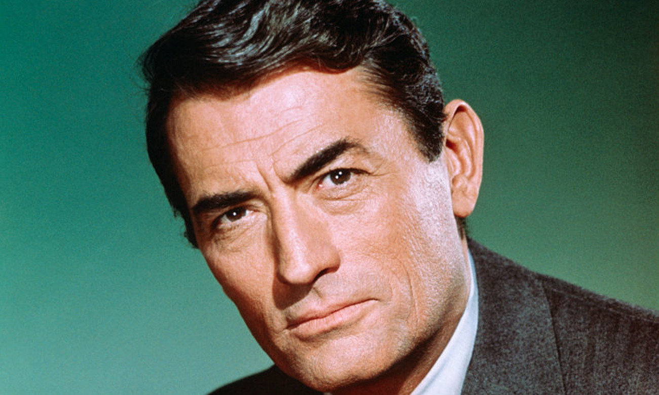 Lendas de Hollywood: GREGORY PECK (1916 - 2003)