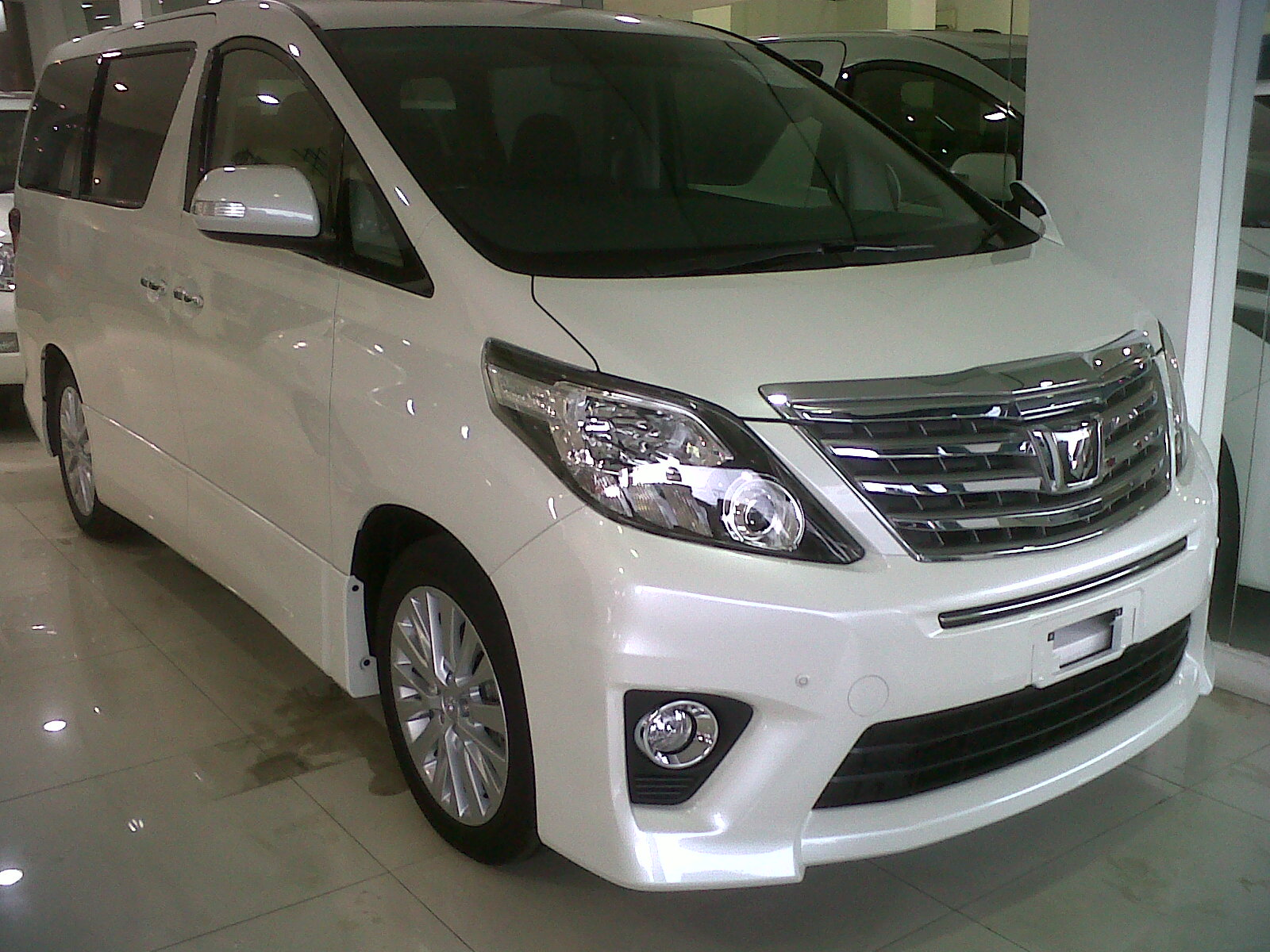 All New Alphard 2021 Grand Avanza E Dan G 43add Solution Toyota Facelift 2 4 S