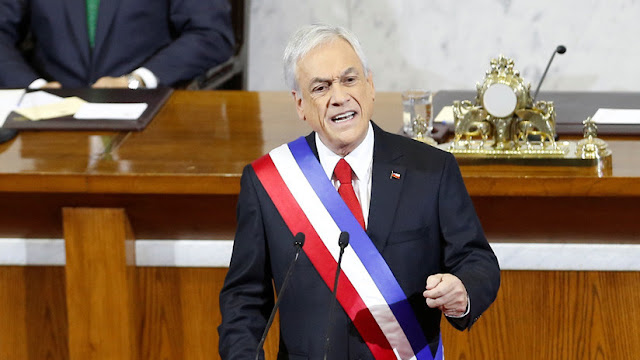 Chile: Piñera destituye a seis ministros, incluido el canciller