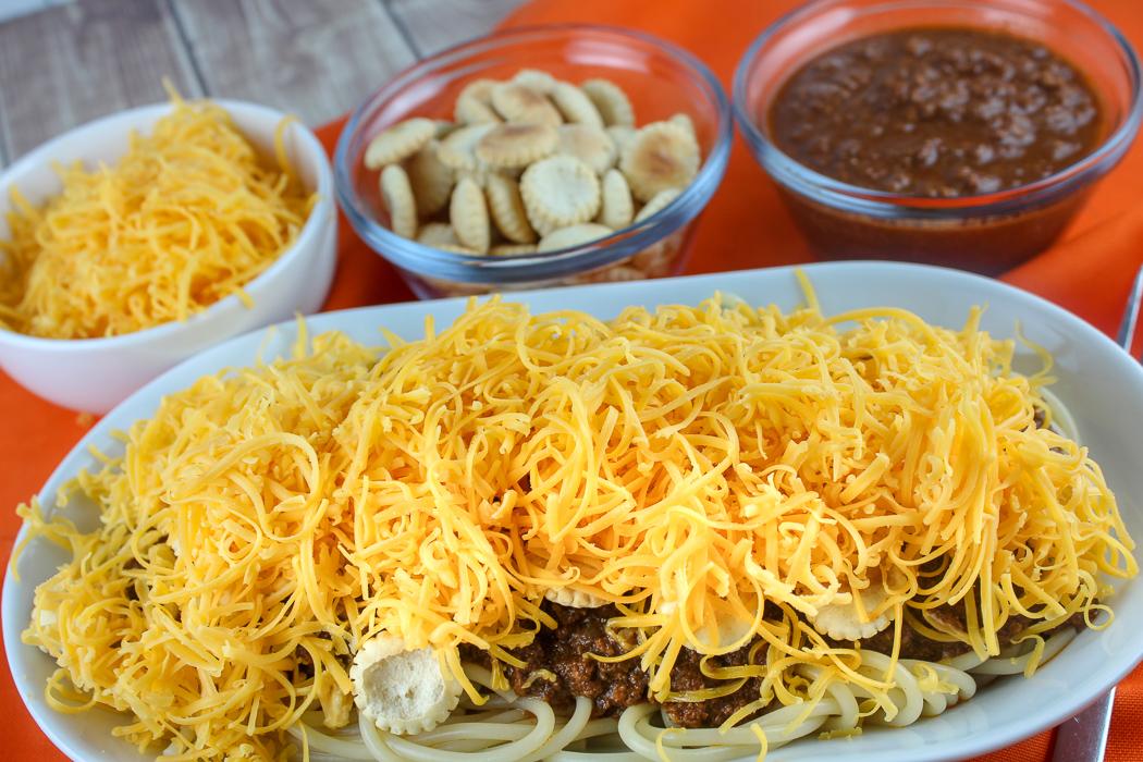 Copycat Cincinnati Chili