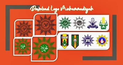 download logo muhammadiyah lengkap otonom