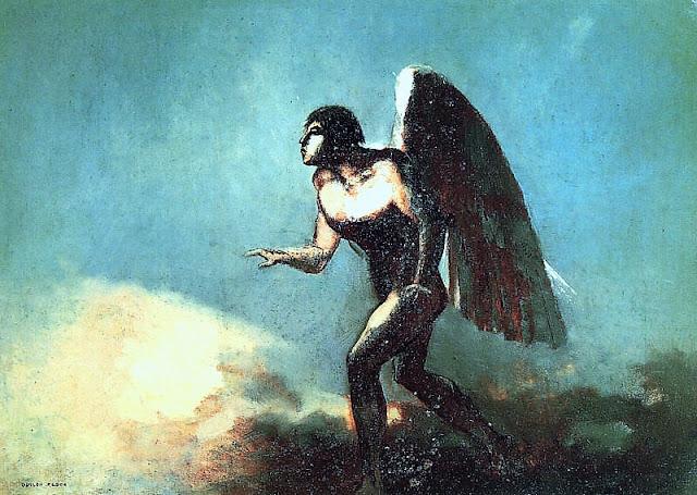 ange déchu