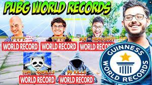 Pubg World Records