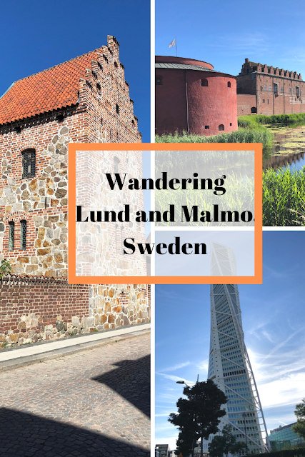 Quick trip to Lund and Malmo, Sweden