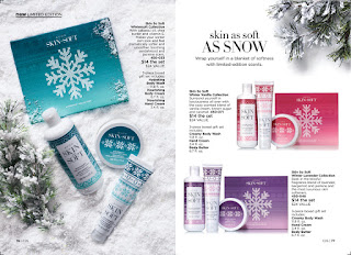 avon catalog 25 skin so soft special edition collection