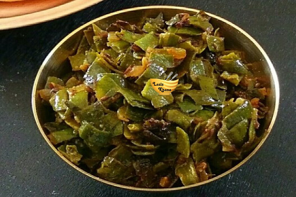 Turai ki Sabzi Recipe in Hindi