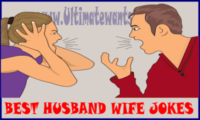 Best Husband Wife Jokes Of The Year