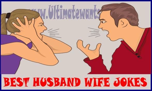 Best Husband Wife Jokes Of The Year, Best Relationship Jokes