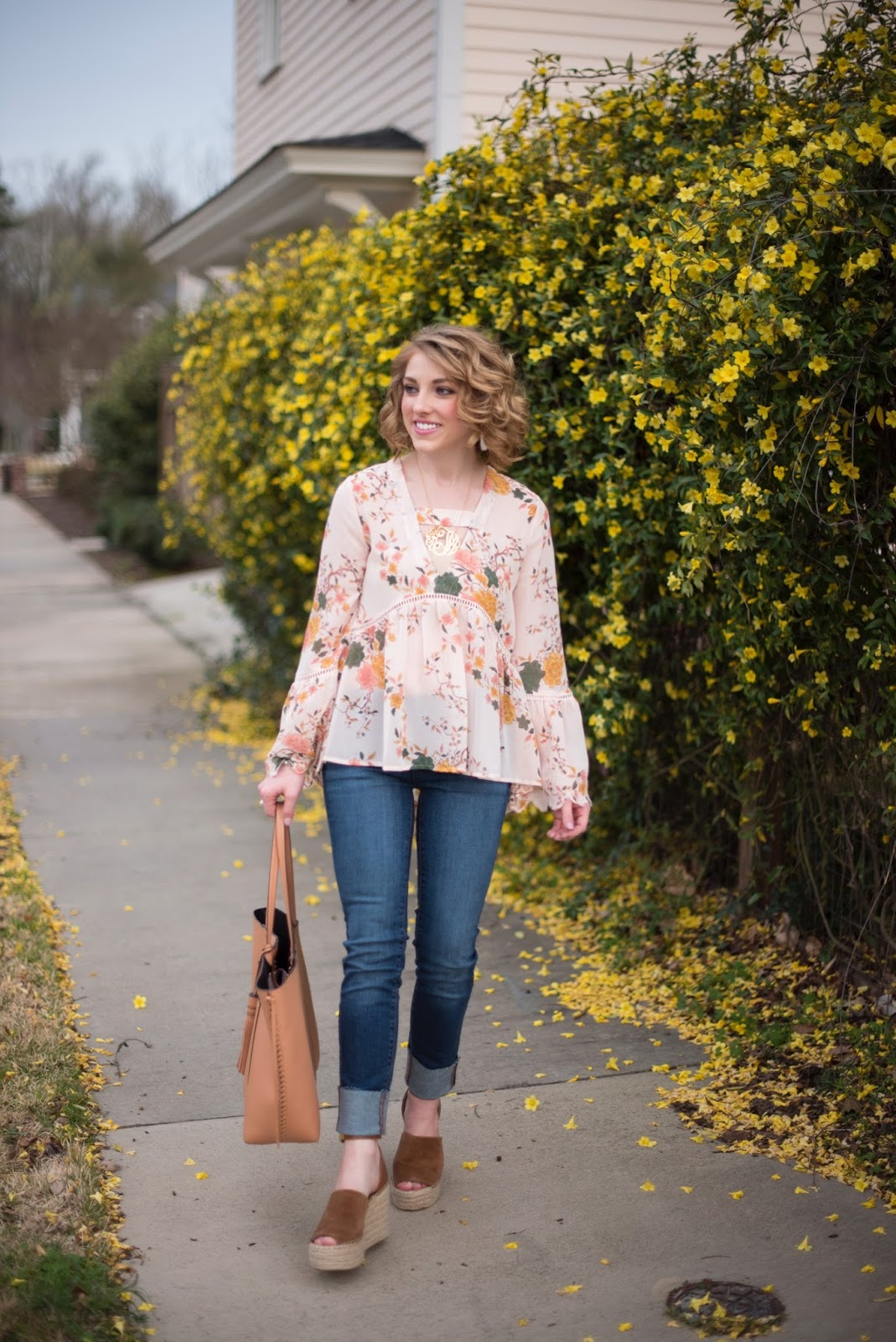 Spring Fashion - Something Delightful Blog