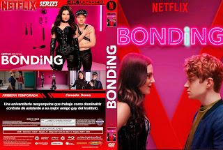 BLONDING – 2019 [COVER – DVD – SERIES]