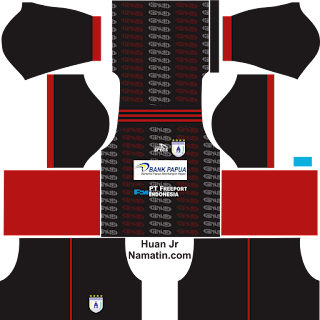 Kit Dream League Soccer Persipura