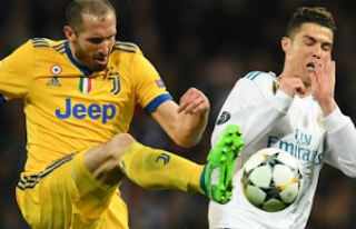 "Chiellini picks up UEFA: ""Bayern last year, this year Juventus ..."""