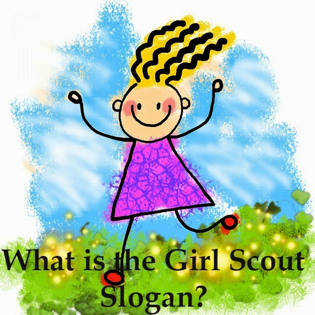 Girl Scout slogan