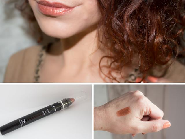 maquillage lèvres jumbo nyx