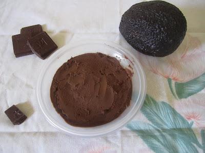 Pâte à tartiner avocat chocolat