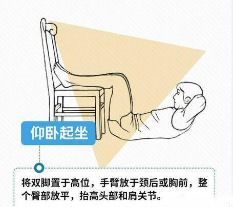 8個動作保護腰椎,坐久了,會不會覺腰椎酸疼,每天跟著鍛煉一下(久坐族)