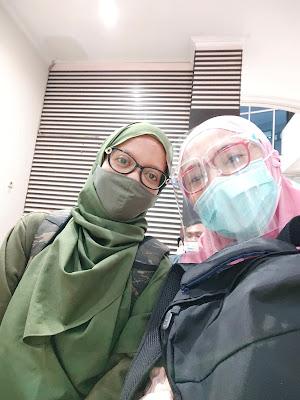Kontrol menstruasi banyak di dokter Atikah RS Soerya