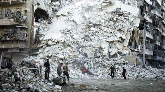 Tragedi Aleppo Ternyata Pernah Dijelaskan Dalam Hadits Rasulullah