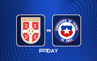 Serbia vs Chile – Highlights