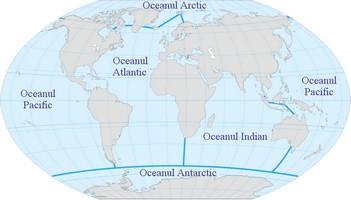 Cele mai mari 5 oceane din lume, știi care sunt acestea?   Știri de călătorie