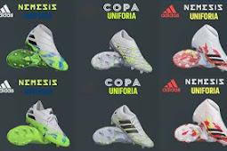 ADIDAS UNIFORIA Pack Boots - PES 2017, 2019 & 2020