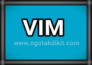 Cara Install Dan Menjalankan Text Editor VIM Di Android