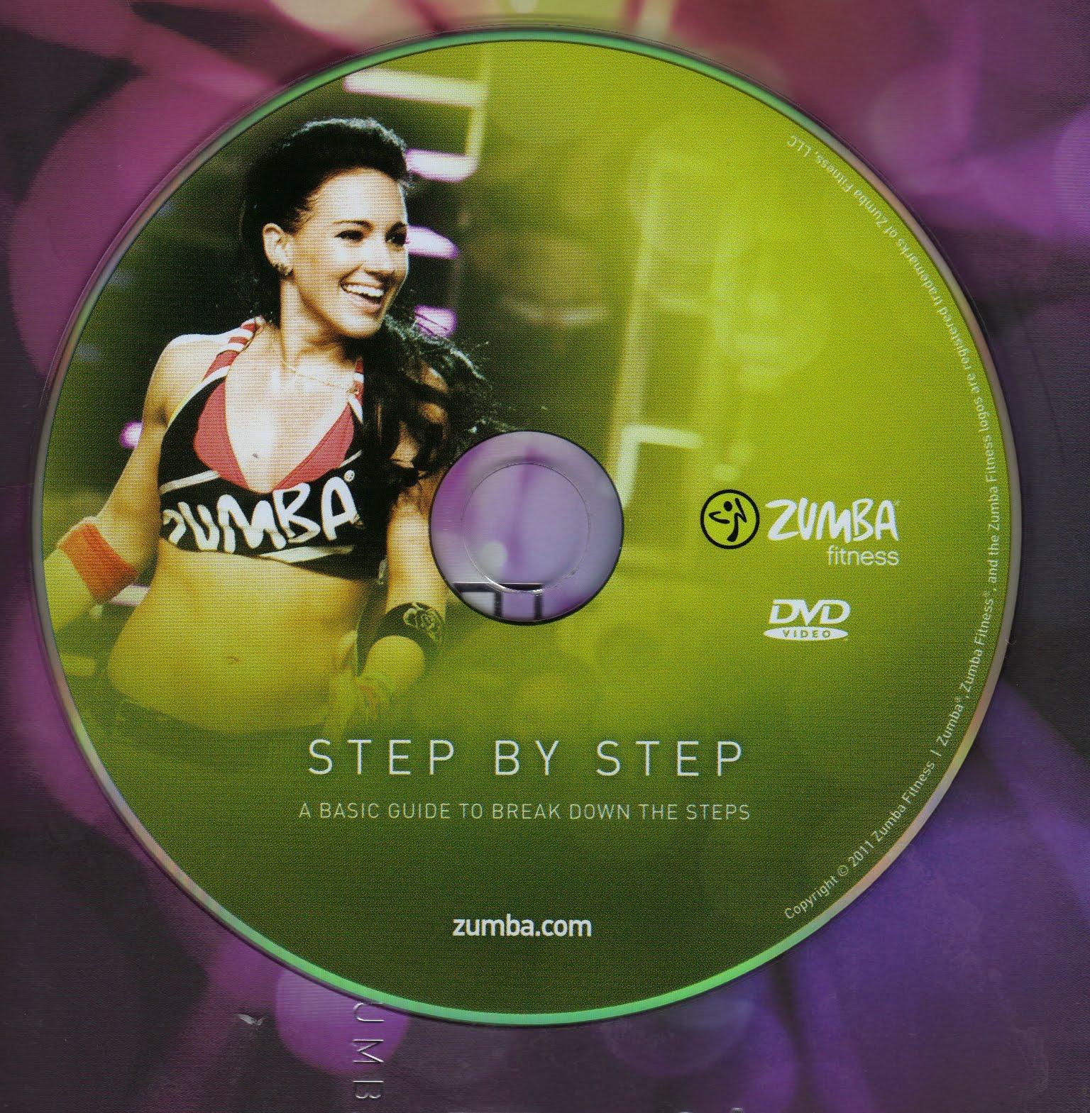 Saundra: Zumba Exhilrate Step by Step