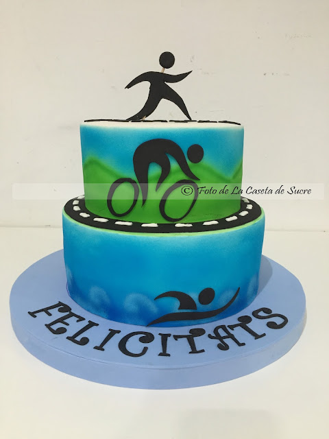 tarta triatlon