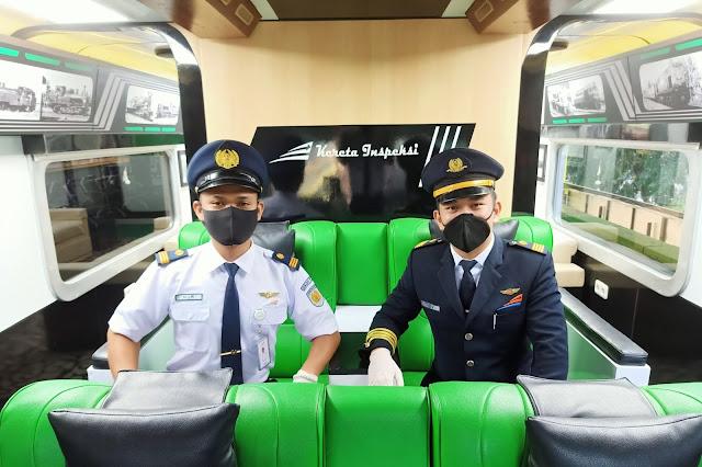 Masinis dan Kondektur Kereta Api berdinas Kereta Inspeksi, Sistem inspeksi perkeretaapian adalah sekumpulan sistem inspeksi yang sangat esensial untuk keselamatan perjalanan transportasi rel.