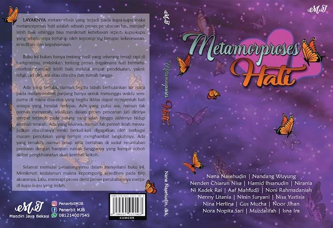 Review Buku Metaforproses Hati