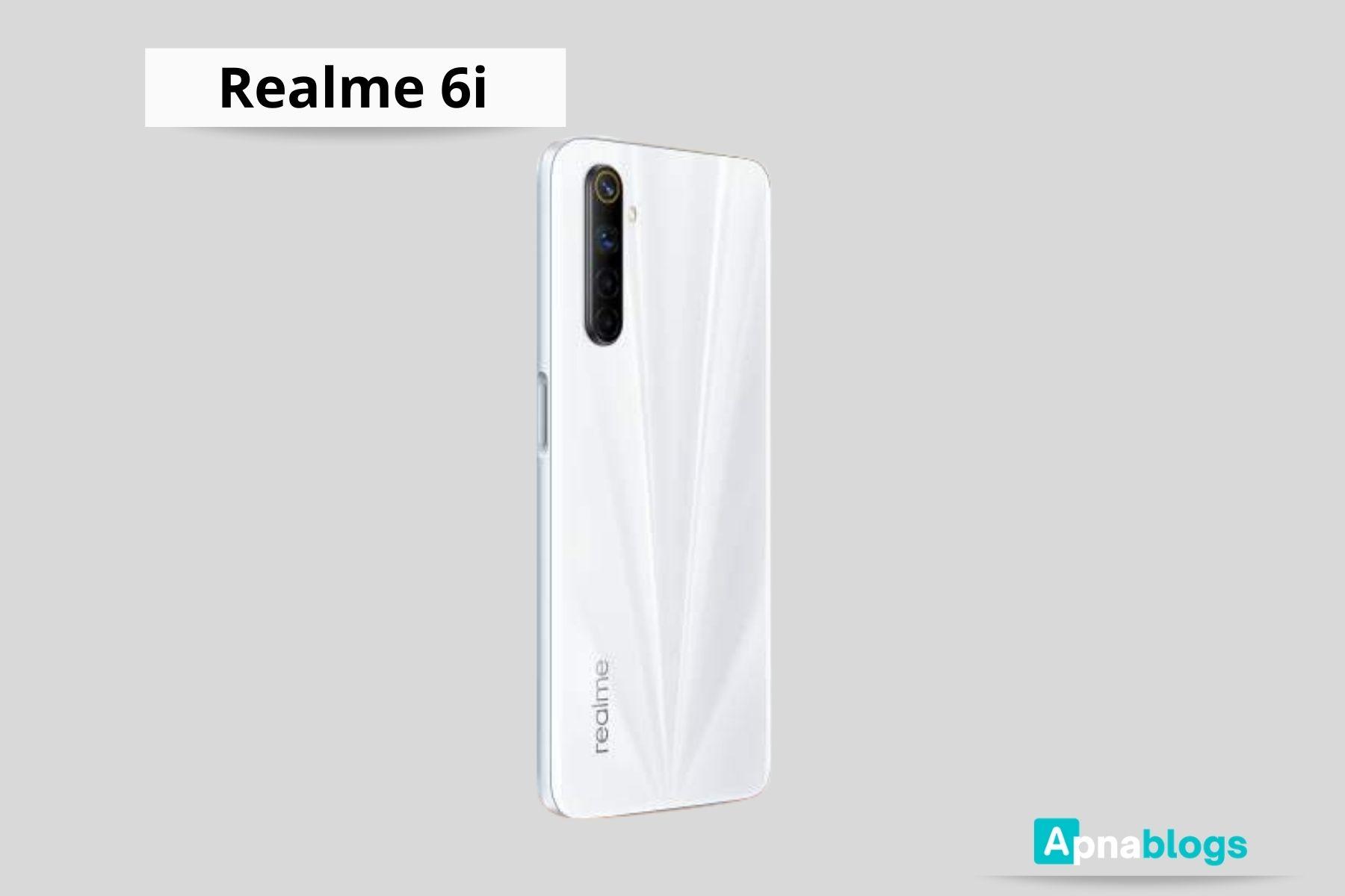 Realme 6i