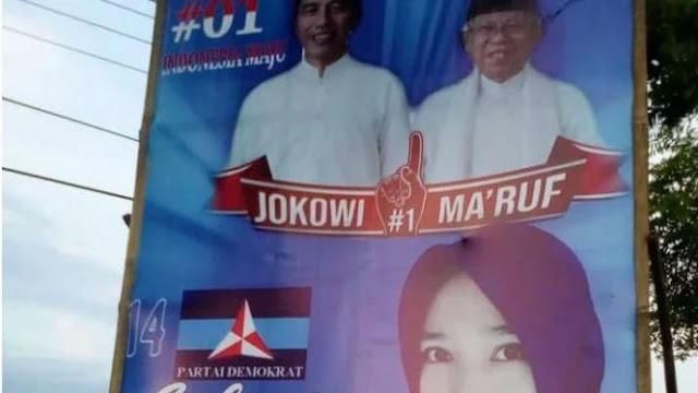 Pernah Pasang Gambar Jokowi di Masa Kampanye, Demokrat Boleh Merapat