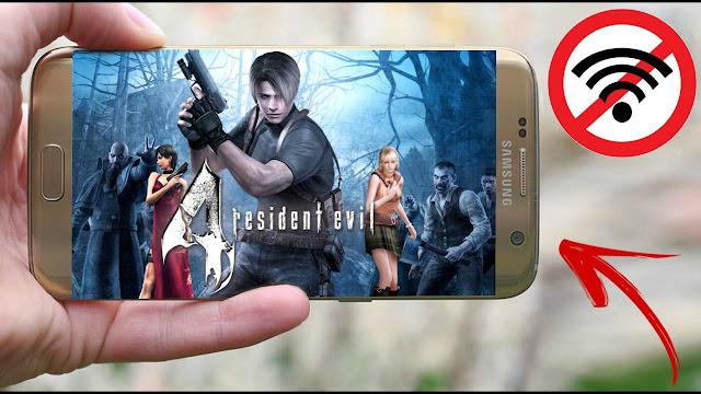 حصريا ! تحميل تحديث جديد للعبة Resident Evil 4 ( شخصيات وامكنة مضافة ) اوفلاين للأندرويد 2018