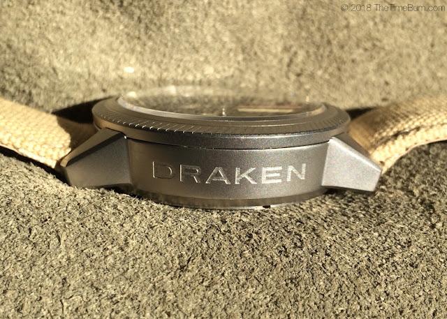 Draken Kalahari side