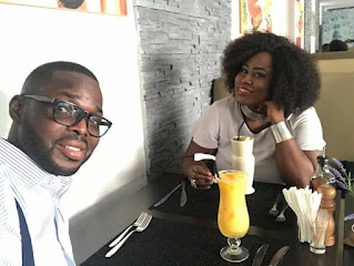 Abena Korkor Released Pictures That Proves Kojo Yankson Was in Relationship With Nana Aba and Lydia Forson at The Same Time (Pictures)
