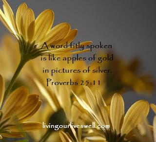 Proverbs 25:11
